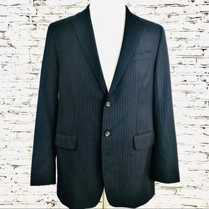 Banana Republic Modern Fit Navy Suit Jacket